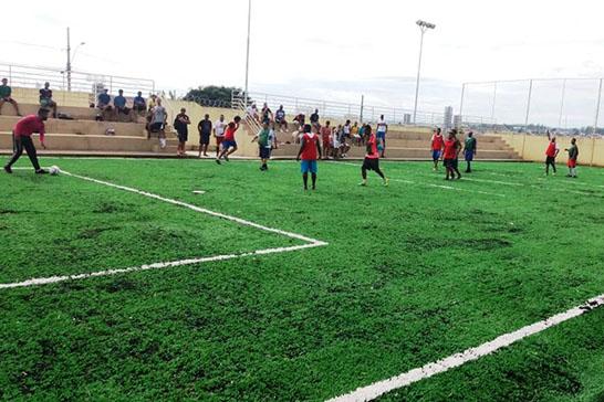 Convite: 1° Campeonato de Futebol Society no Centro Educacional Pedro Bispo