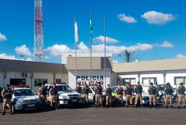 Polícia Militar apresenta diminuição da criminalidade na área do 37º BPM em 2018