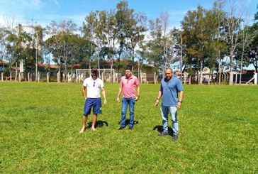 Campos disponíveis para a disputa do Ruralão passam por vistoria