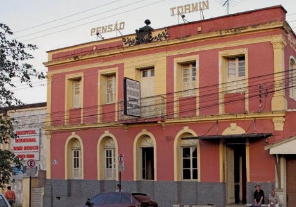 Ministério Público interpõe recurso contra demolição da antiga Pensão Tormin