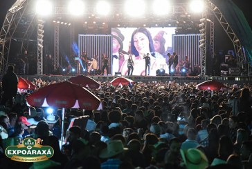 Expoaraxá fecha 44ª edição com 60 mil visitantes