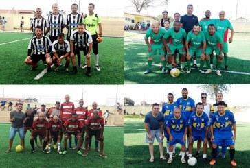 Quatro equipes disputam as semifinais do Campeonato de Futebol Societyno sábado (7)