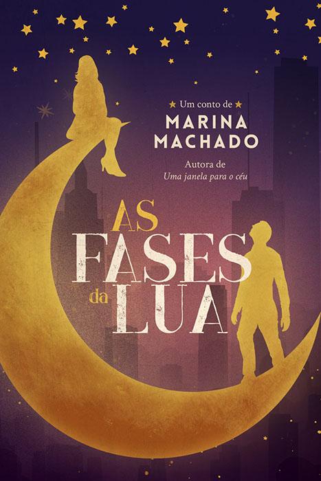"Marina Machado lança conto ""As Fases da Lua"" 3"