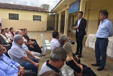 Prefeito anuncia novo secretário de Ação e Promoção Social