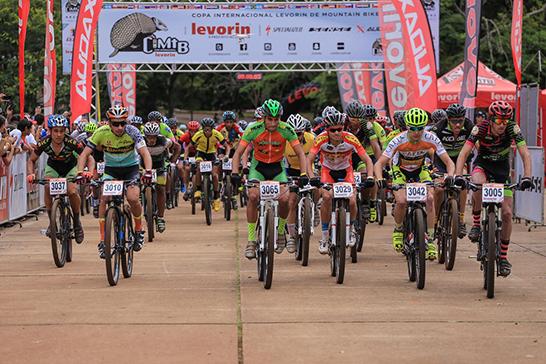 Prefeitura de Araxá viabiliza realização da Copa Internacional de MTB
