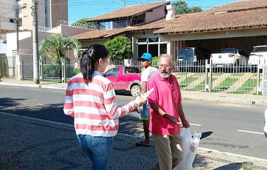 Cerest promove atividades com foco na saúde do trabalhador