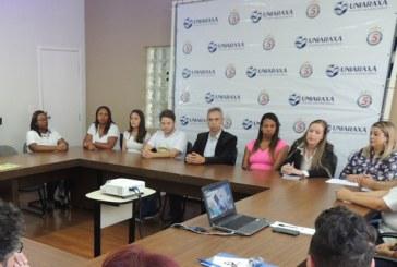 Uniaraxá se prepara para o Projeto Rondon