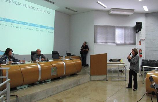 Audiência Pública apresenta informações da Saúde em Araxá
