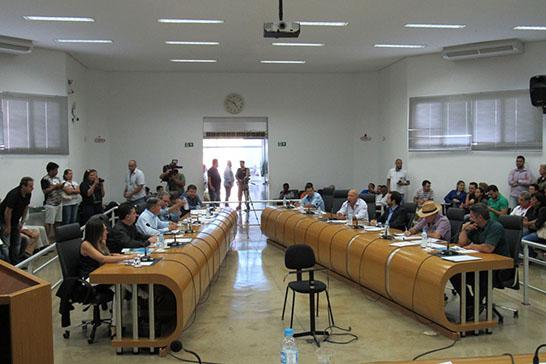 Confira os destaquesReunião da Câmara Municipal desta terça (8)