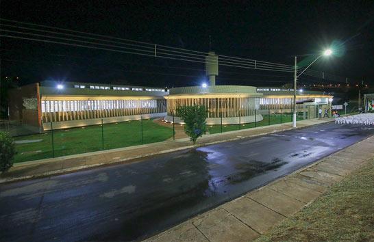 Escola Dom José Gaspar ganha novo visual: Prefeitura faz reforma completa no prédio 1