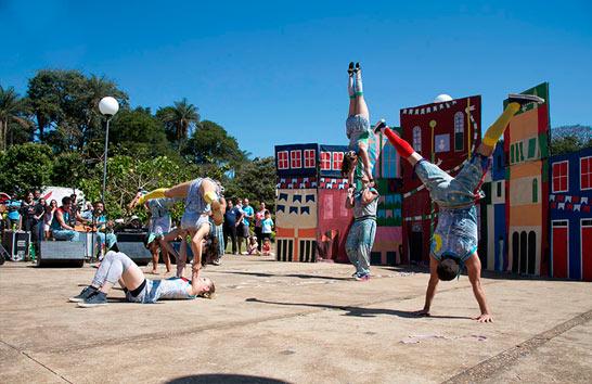Três dias e mais de quatro mil pessoas no 27º Encontro Sesi de Artes Cênicas