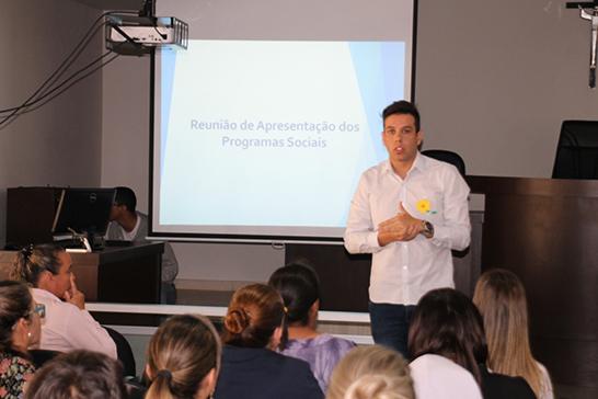 Secretaria de Ação e Promoção Social apresenta Programas de Assistência Social aos Conselhos e MP