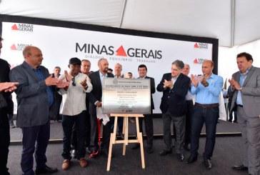 Deputado Bosco comemora inauguração das obras de encabeçamento da Ponte sobre o Rio Verde