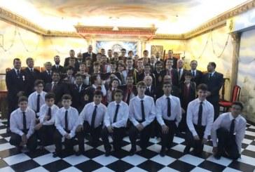 Congresso da Ordem DeMolay Mineira em Araxá