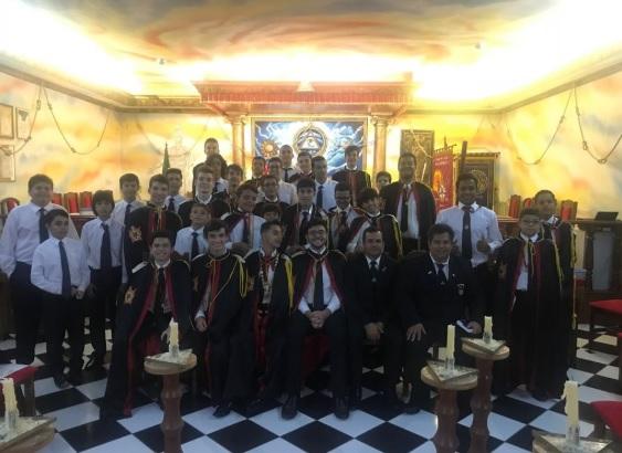 Congresso da Ordem DeMolay Mineira em Araxá 6