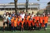 Manhã esportiva movimenta o Centro Esportivo Educacional Pedro Bispo