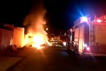 Araxá registra série de ataques contra ônibus e veículos