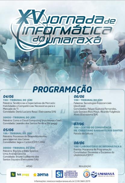 Grupo Zema participa da XV Jornada da Informática do Uniaraxá 3