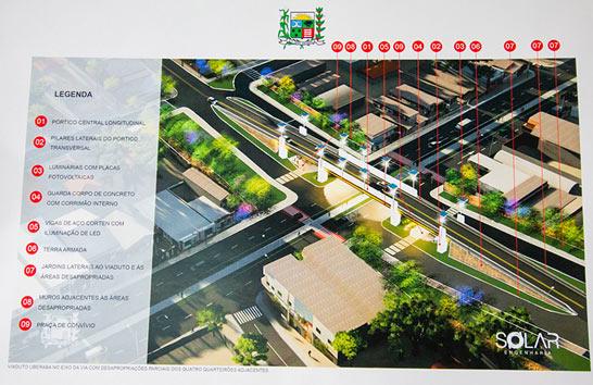 Prefeito recebe projetos de viaduto na rua Uberaba e de Parque Ecológico com teleférico anexo ao Parque do Cristo 6
