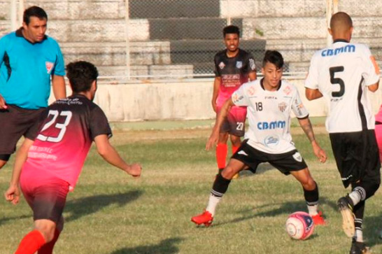 Araxá vence amistosos no fim de semana e segue preparação para a Segunda Divisão