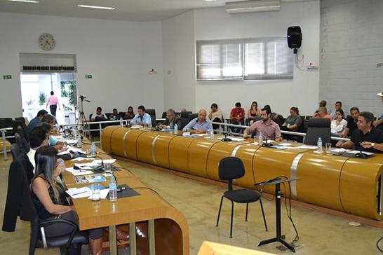 Destaques Reunião Ordinária da Câmara Municipal - 10/07/2018