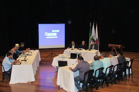 Destaques da Reunião Ordinária da Câmara Municipal - 24/07/18