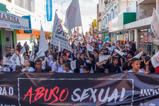 """Projeto """"Prevenção e Enfrentamento à Violência Sexual Infantojuvenil"""" inicia suas ações em Araxá"""