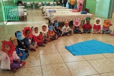 Araxá supera meta da educação e já atende mais de 50% das crianças até 3 anos