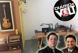Diário na Volt recebe o médico Adriano Pimenta, que fala sobre sua expressiva votação para deputado estadual – 16/10/2018