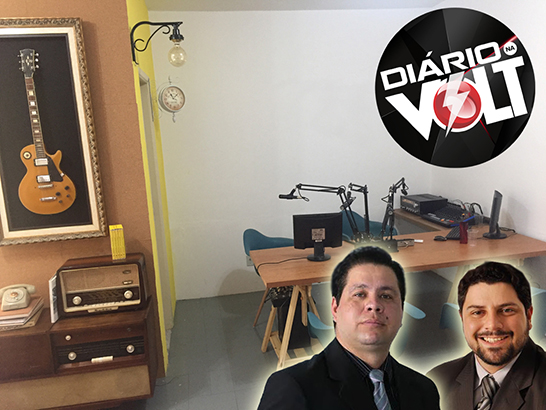 Diário na Volt fala sobre a derrota do Araxá Esporte, entrevista com Fabiano Santos Cunha sobre o acidente com vereadores na BR-262 e outros destaques - 19/10/2018