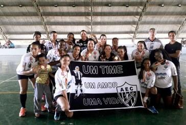 Equipe de handebol feminino é campeã da etapa microrregional do JIMI