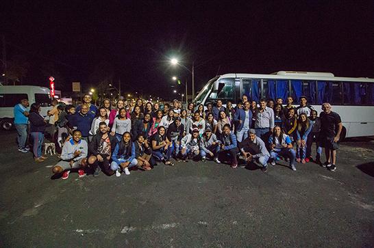 Atletas de Araxá embarcam para Sacramento para disputar etapa microrregional do JIMI
