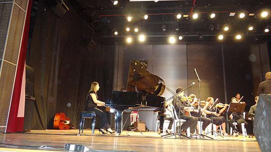 Convite: Noite de Piano no Teatro Municipal
