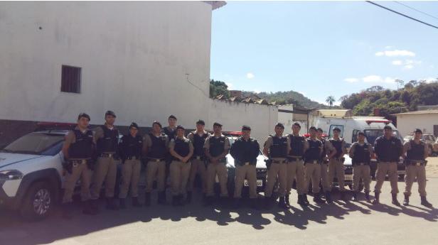 Polícia Militar realiza operação em Tapira