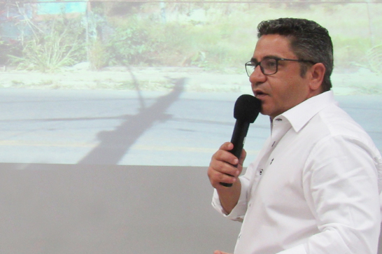 Robson Magela apresenta demandas recebidas no Gabinete Itinerante