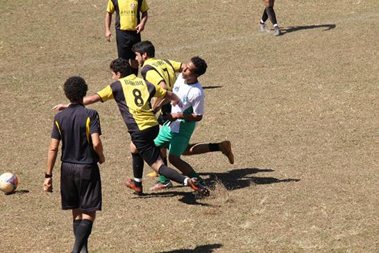 Times perdem a invencibilidade na 2ª fase do Campeonato Ruralão