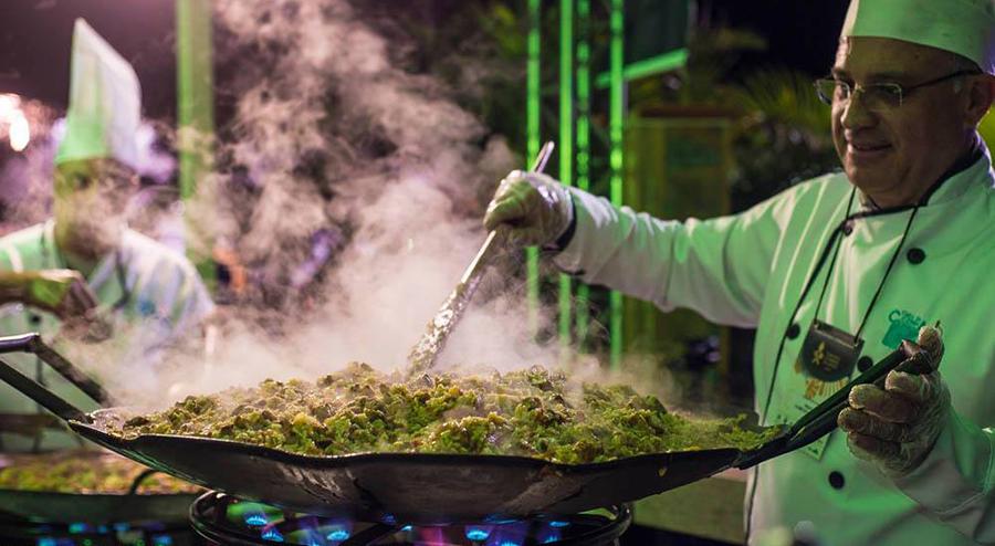 Festival Saberes e Sabores oferece oficinas e degustações no Barreiro