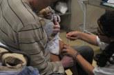 Ministério da Saúde alerta para vacinação contra sarampo e pólio