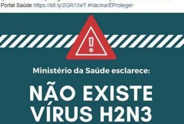 Ministério da Saúde reforça ações de combate às fake news sobre vacinas