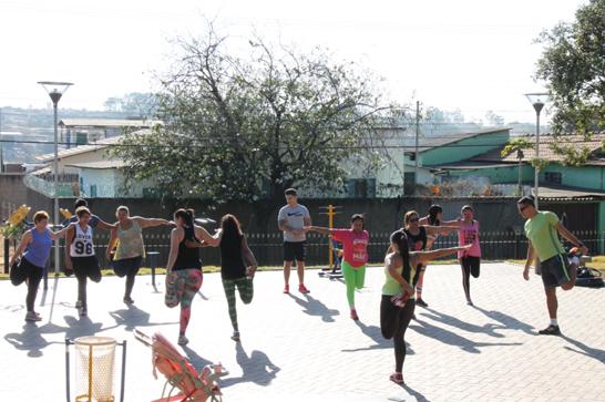 Parque do Cristo recebe projeto Manhã Mais Saúde aos domingos