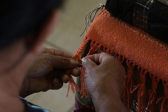 Fundação Cultural promove curso de tecelagem