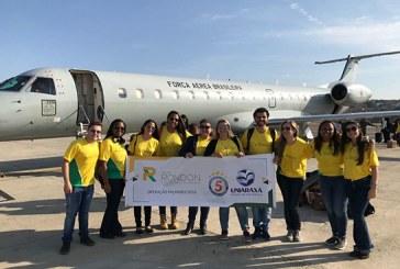 Alunos e professores do Uniaraxá partem para o Projeto Rondon