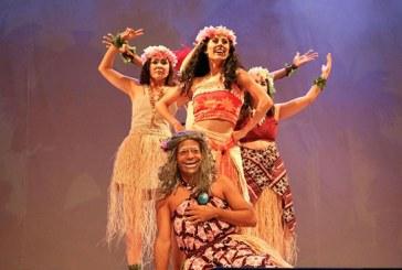 """Moana – O Musical"" no Teatro Sesi"