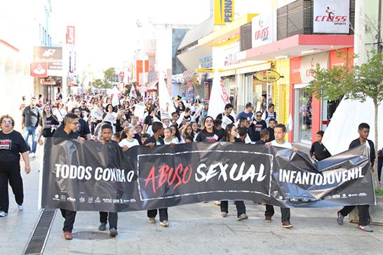 Projeto busca a prevenção e enfrentamento da violência sexual contra crianças e adolescentes