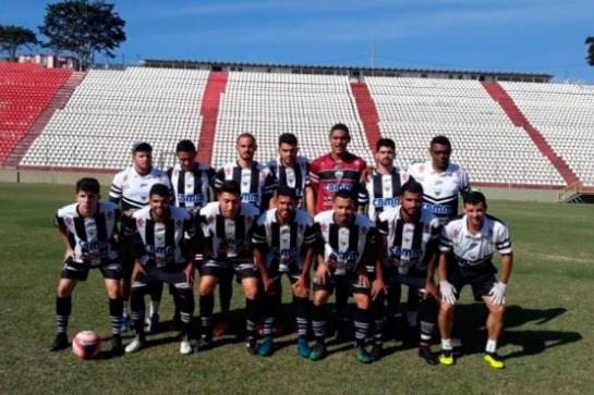 Araxá vence Betis e segue com 100% de aproveitamento na Segundona
