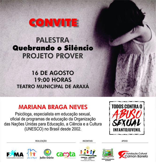 Convite: Palestra