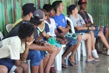 Cursos gratuitos de qualificação profissional para adolescentes em Araxá