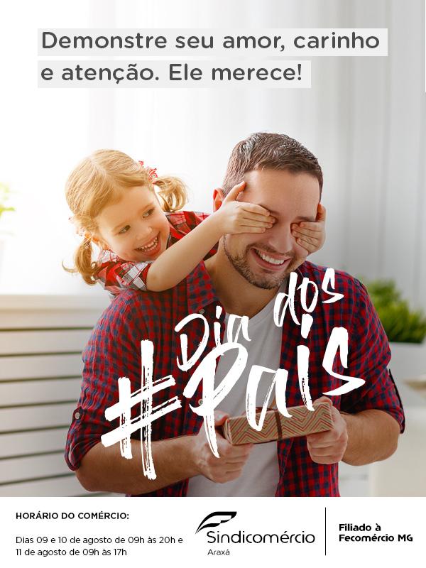 Horário Especial do Comércio - Dia dos Pais 2018 3