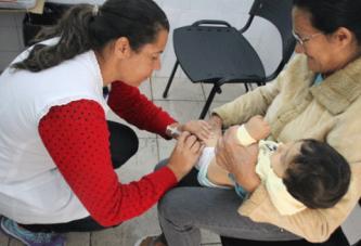 Araxá recebe o Dia D da Vacinação contra Pólio e Sarampo neste sábado