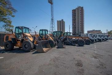 PMA investe em equipamentos para melhoria de estradas vicinais e coleta seletiva